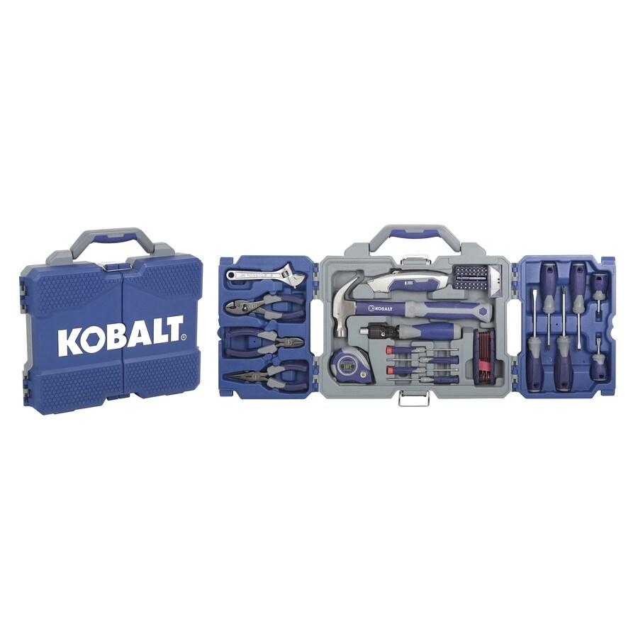 Kobalt 69-Piece Household Tool Set