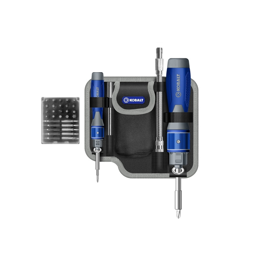 Kobalt 35 Multi-Bit Screwdriver