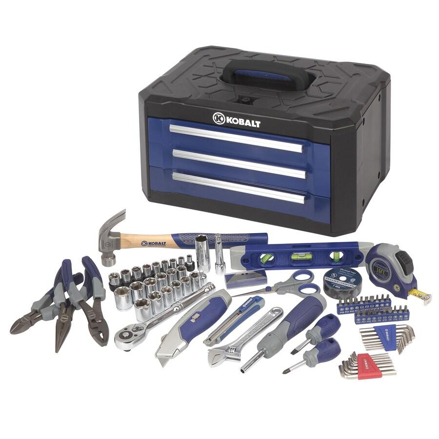 Kobalt 84-Piece Household Tool Set