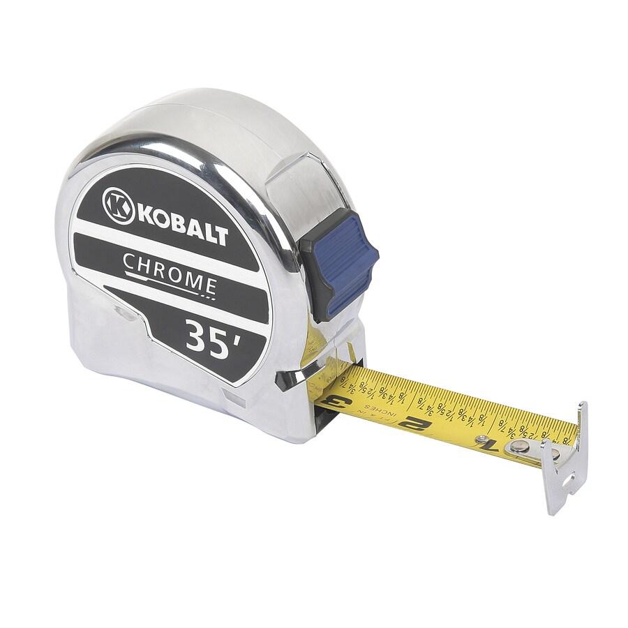 Kobalt 35-ft Closed Steel Long Tape