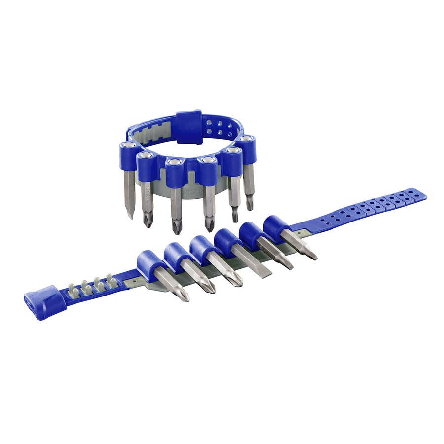 Kobalt 12pc Kobalt Drill strap and power bits kit