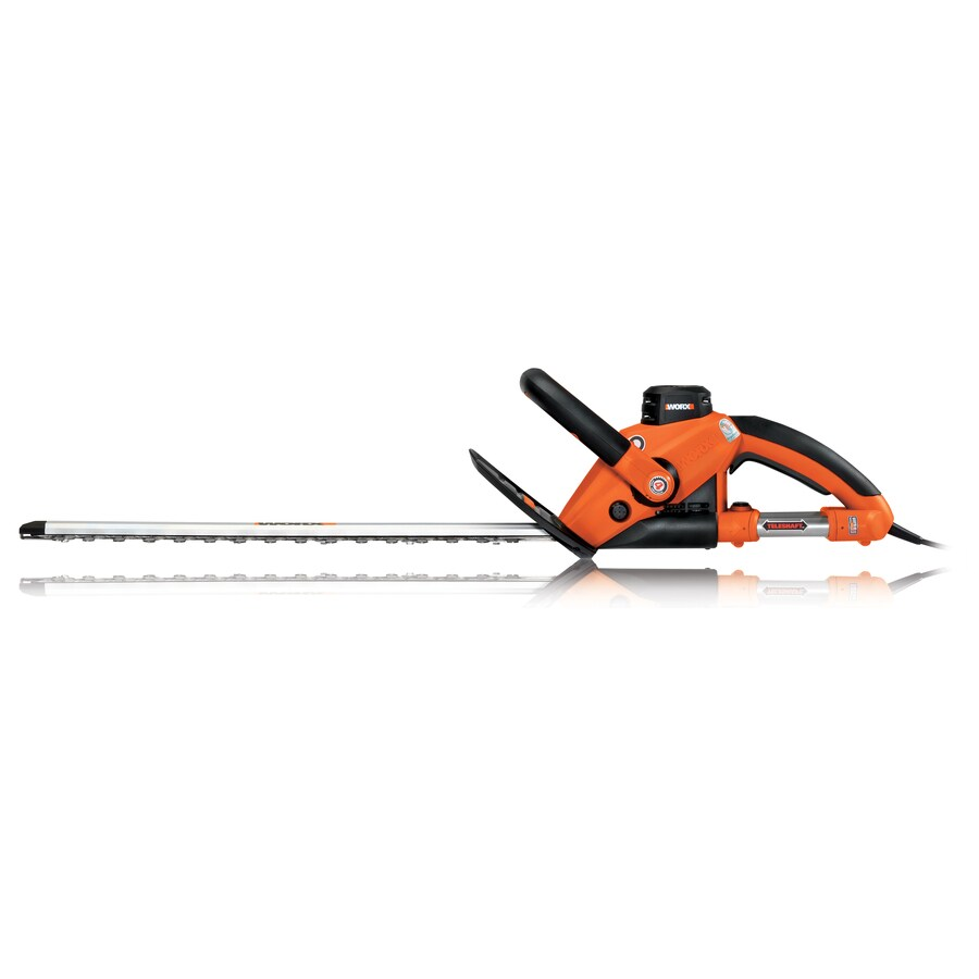 WORX 3.7-Amp Corded Electric Hedge Trimmer