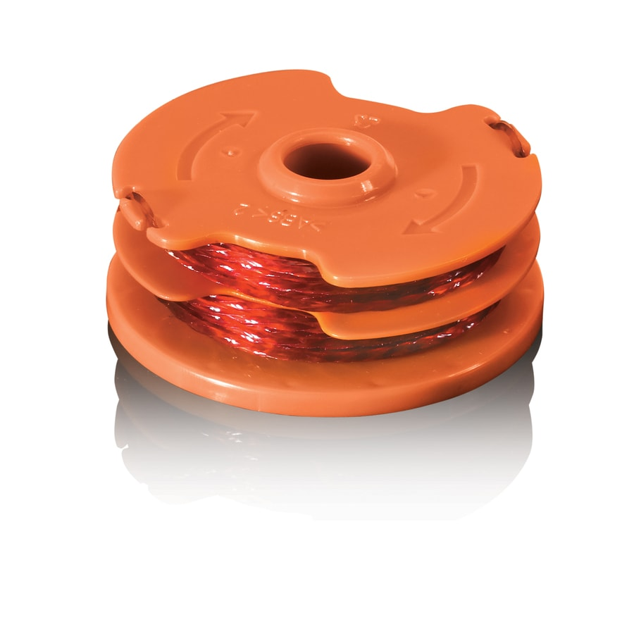 WORX 2-Pack 1.3333333-ft Spool 0.065-in Trimmer Line
