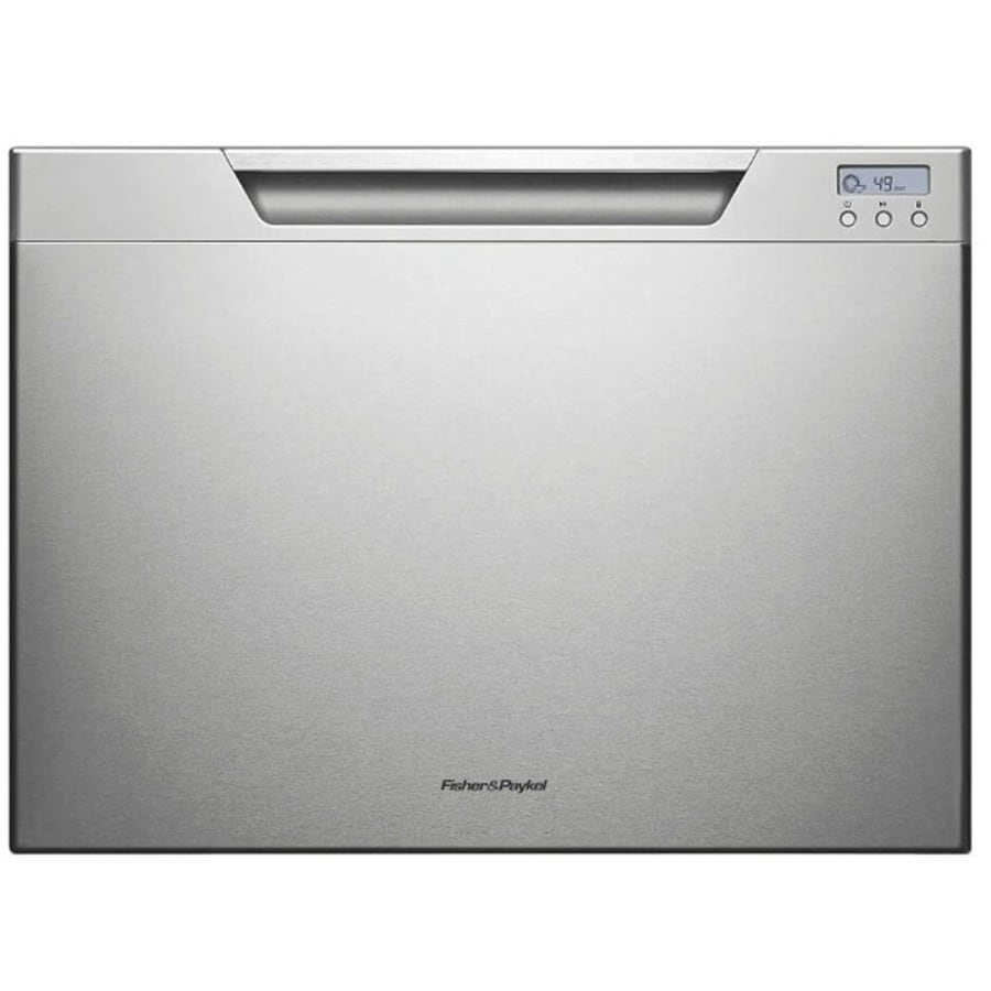 Fisher & Paykel 48.5-Decibel Drawer Dishwasher (Common: 24-in; Actual 23.562-in) ENERGY STAR