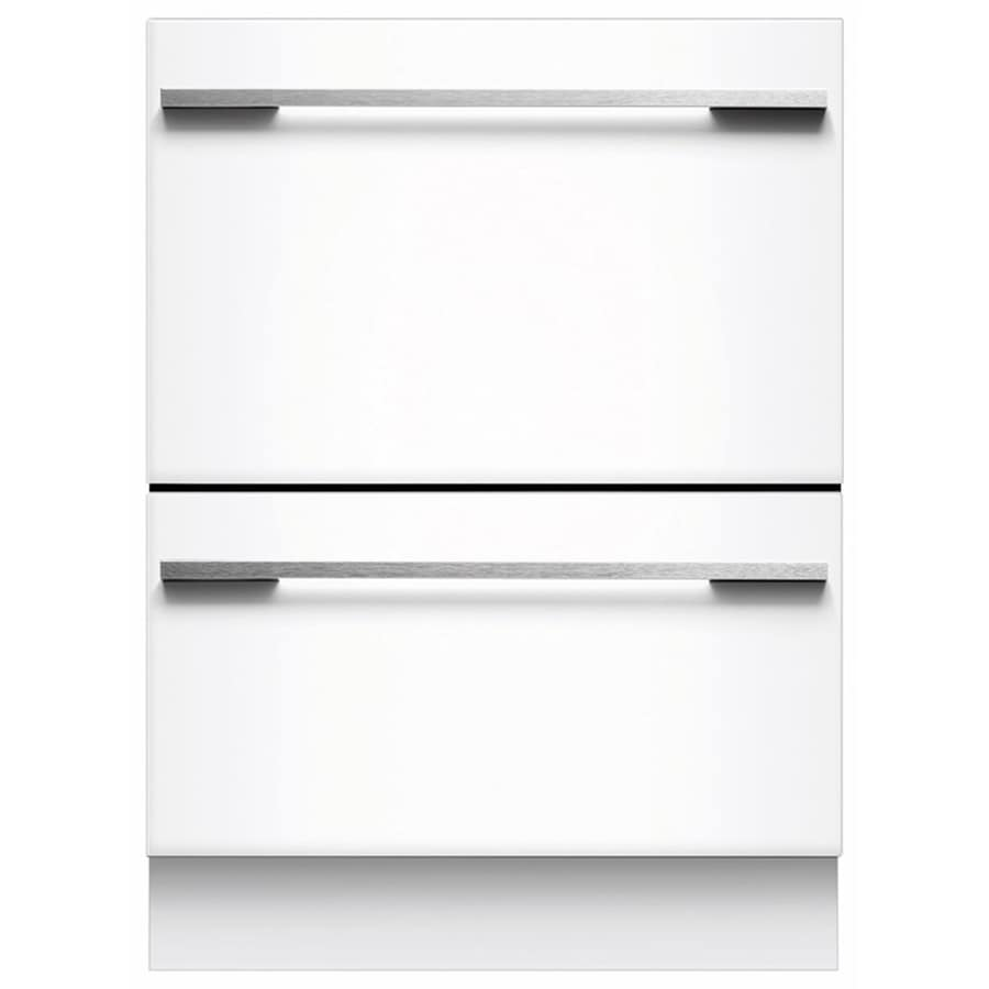 Fisher & Paykel 51.5-Decibel Double Drawer Dishwasher (Common: 24-in; Actual 23.562-in) ENERGY STAR