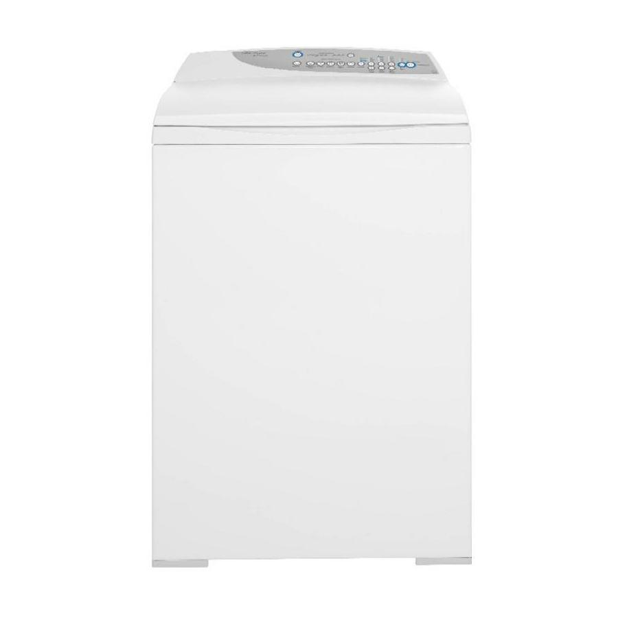 Fisher & Paykel 3-cu ft High-Efficiency Top-Load Washer (White) ENERGY STAR