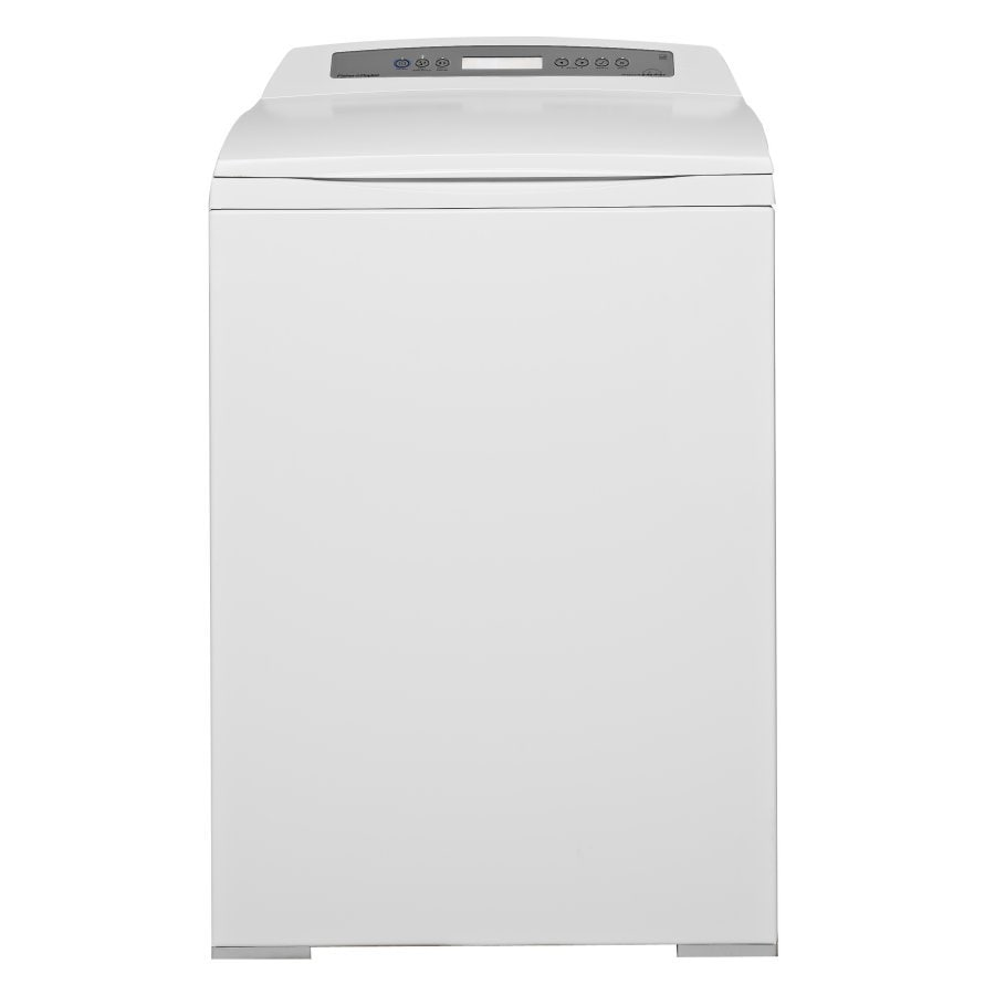 Fisher & Paykel 3.1 cu ft High-Efficiency Top-Load Washer (White) ENERGY STAR