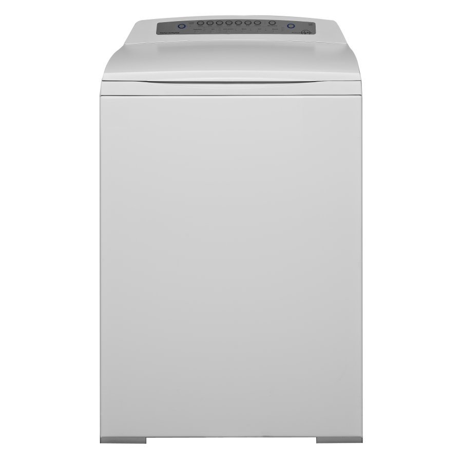 Fisher & Paykel 3.1-cu ft High-Efficiency Top-Load Washer (White) ENERGY STAR