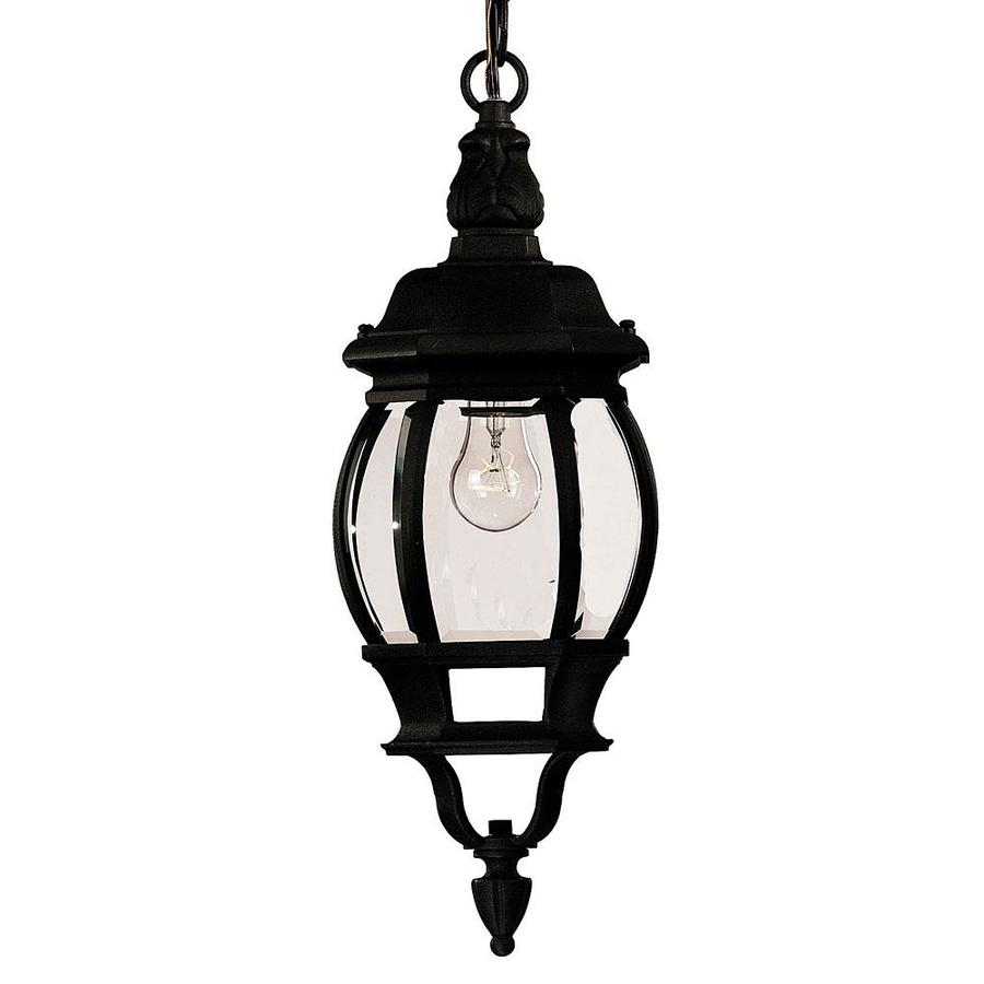 Gifford 20-in Black Outdoor Pendant Light