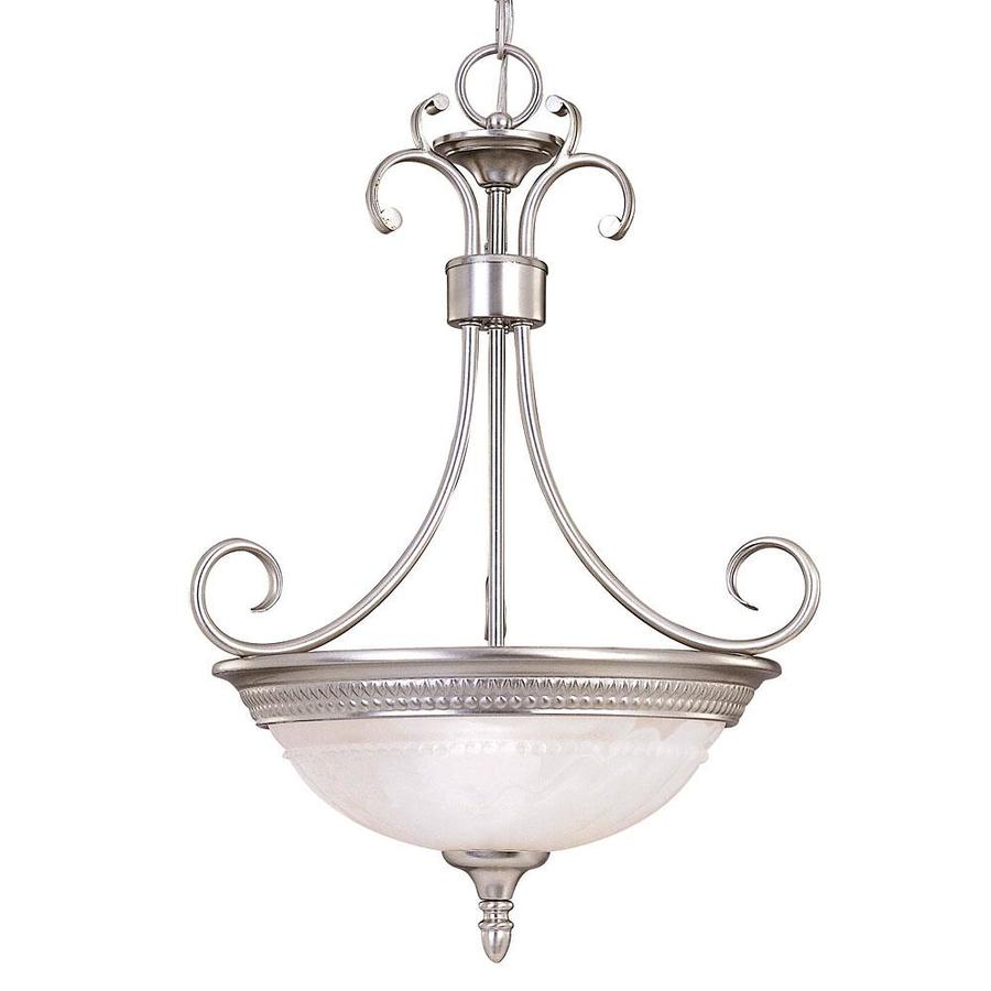 Shandy 15-in Pewter Single Pendant