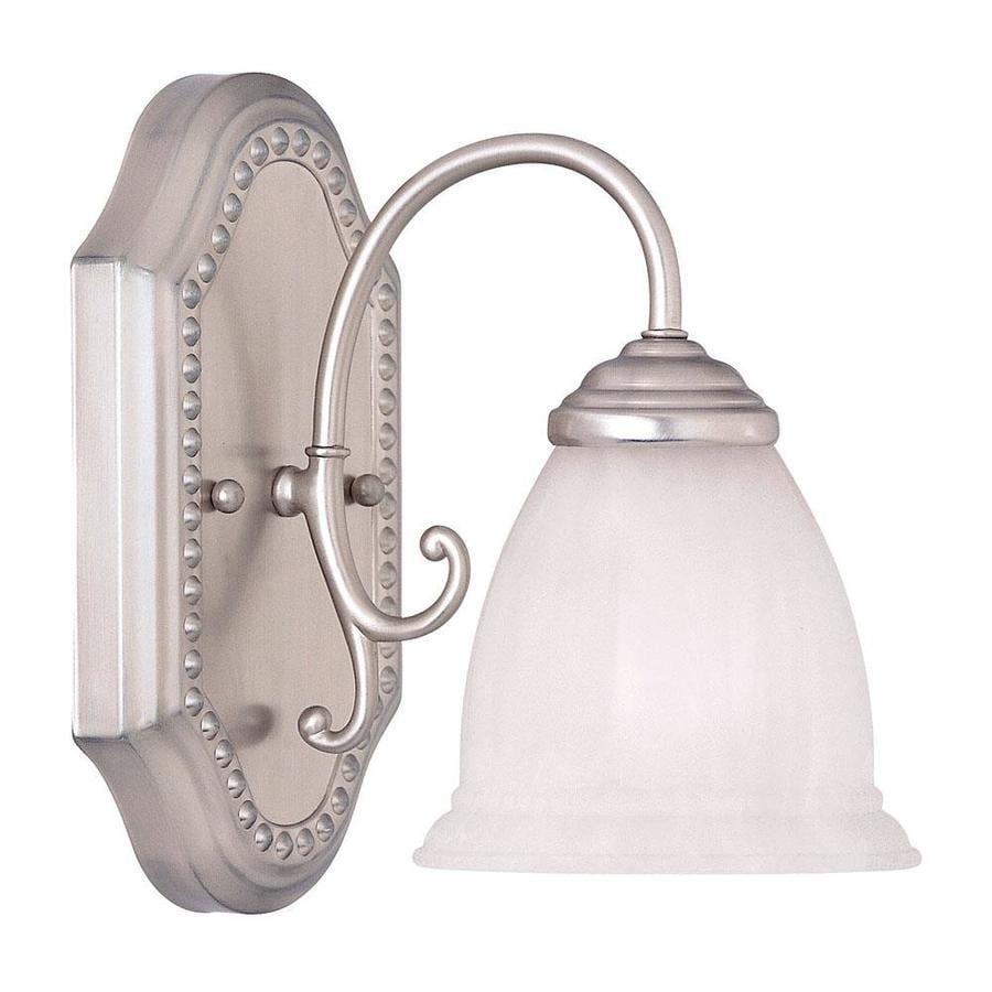 Shandy 1-Light Pewter Vanity Light