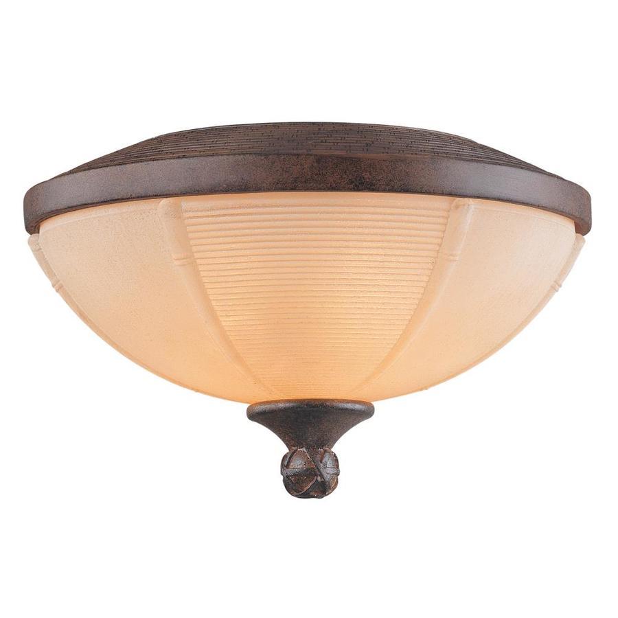 Bamboo Ceiling Light Homebase : Light dark bamboo incandescent ceiling fan