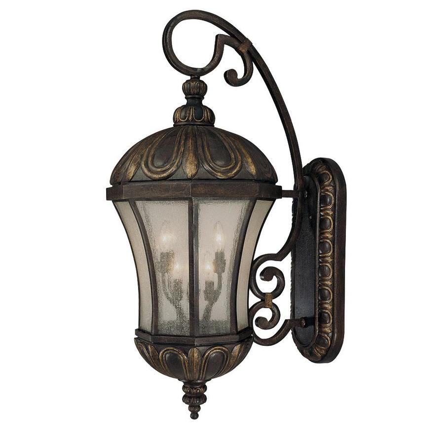 41-in H Old Tuscan Outdoor Wall Light