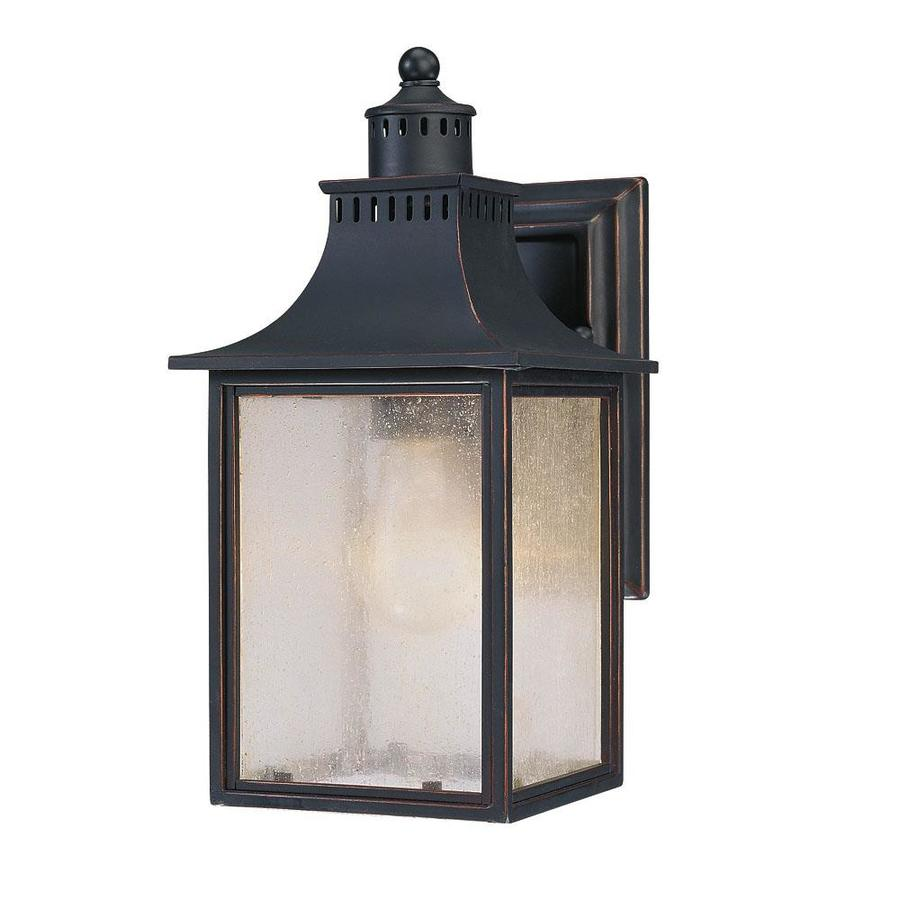 11.5-in H Slate Outdoor Wall Light
