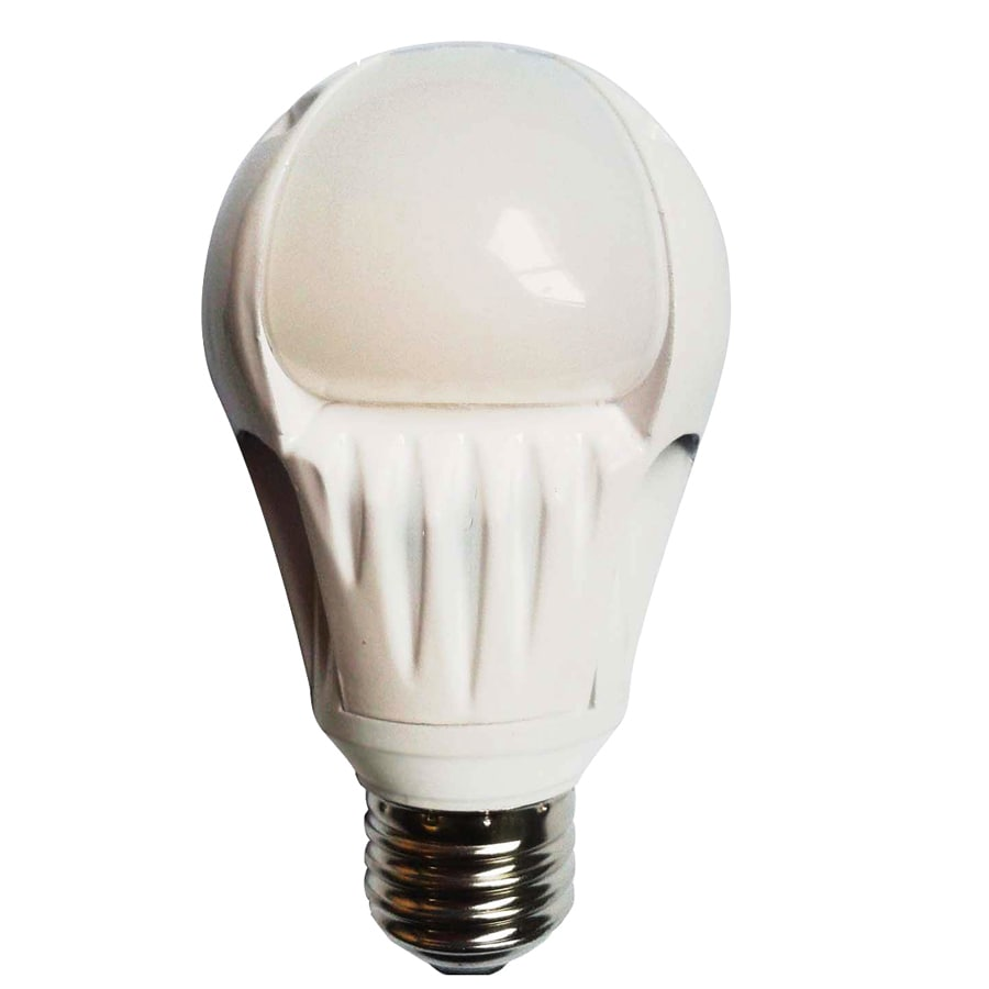 Utilitech Pro 12-Watt (60W Equivalent) 3,000K Medium Base (E-26) Warm White Dimmable Decorative LED Light Bulb ENERGY STAR