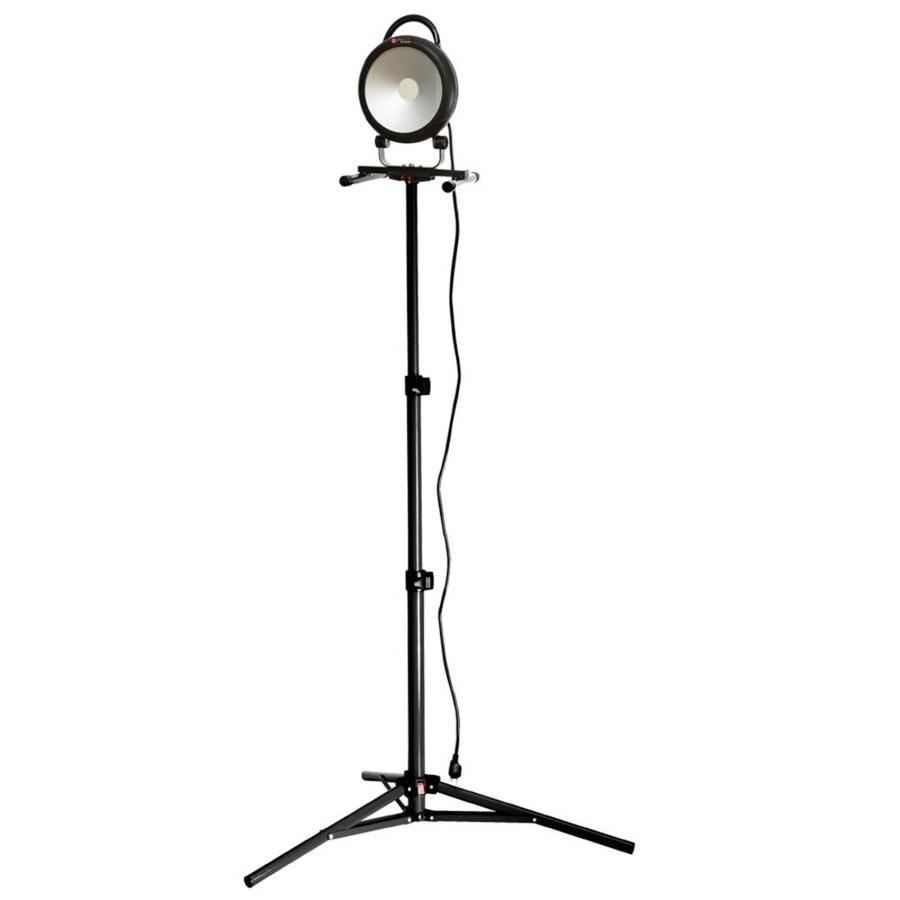 Shop Utilitech Pro 1-Light 40-Watt LED Stand Work Light At