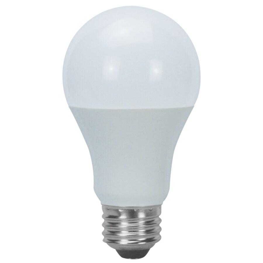 Shop Utilitech 2 Pack 40w Equivalent Warm White A19 Led