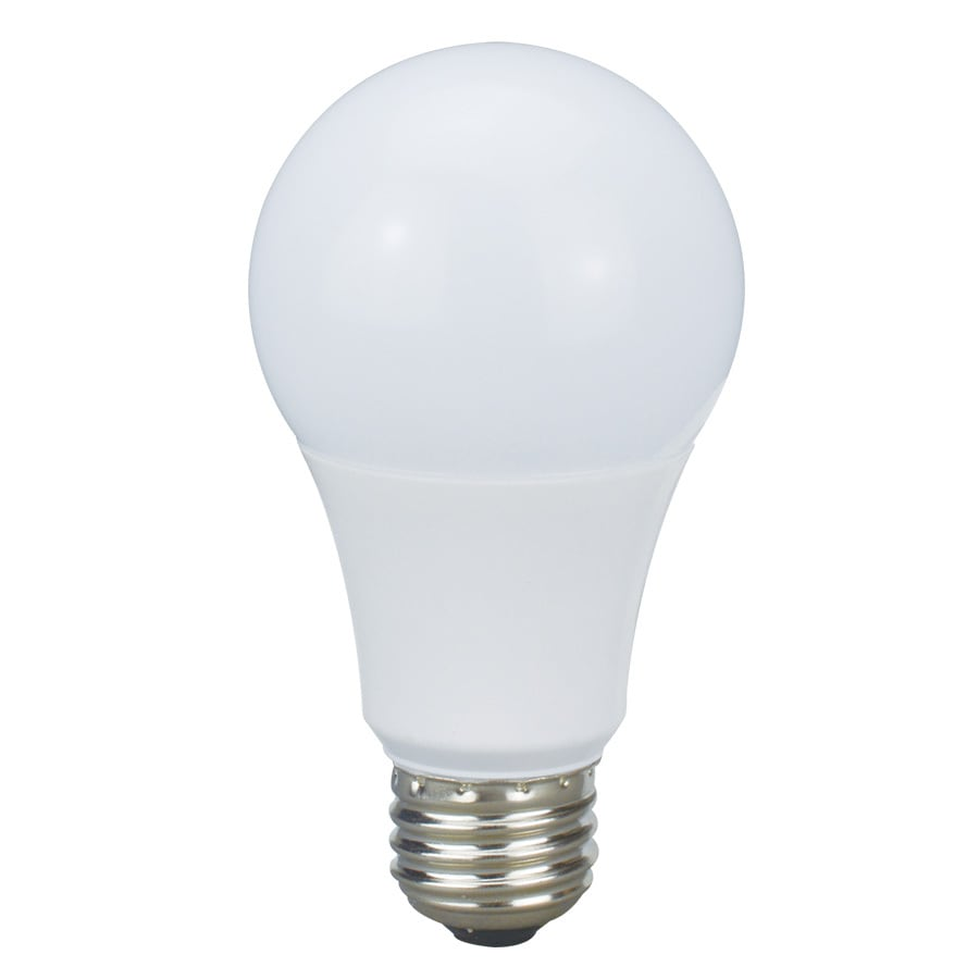 Bulbrite 40w Equivalent Warm White Light A19 Dimmable Led: Shop Utilitech Pro 40W Equivalent Dimmable Warm White A19