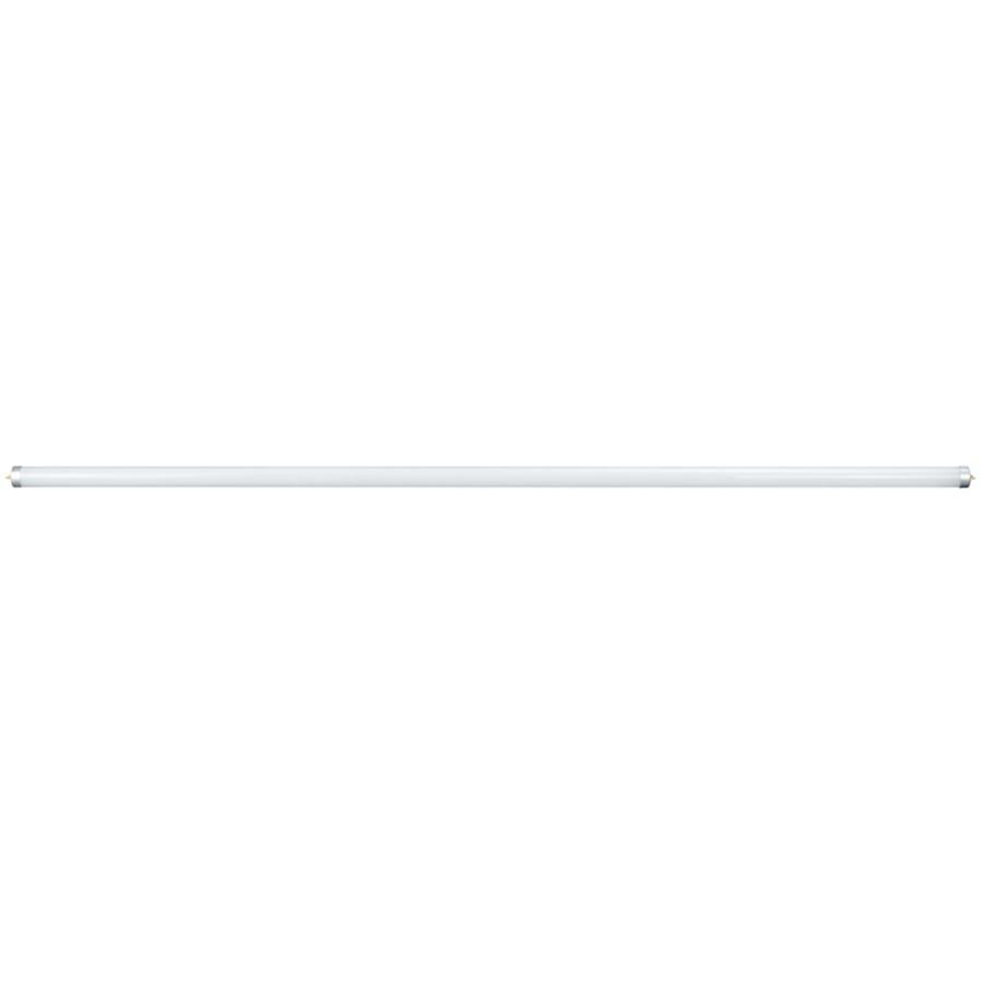 Utilitech 2 (18-Watt 32 W Equivalent) 4,000 K Cool White Linear LED Tube Light Bulb (Common: 47.76-in; Actual: 47.76-in)