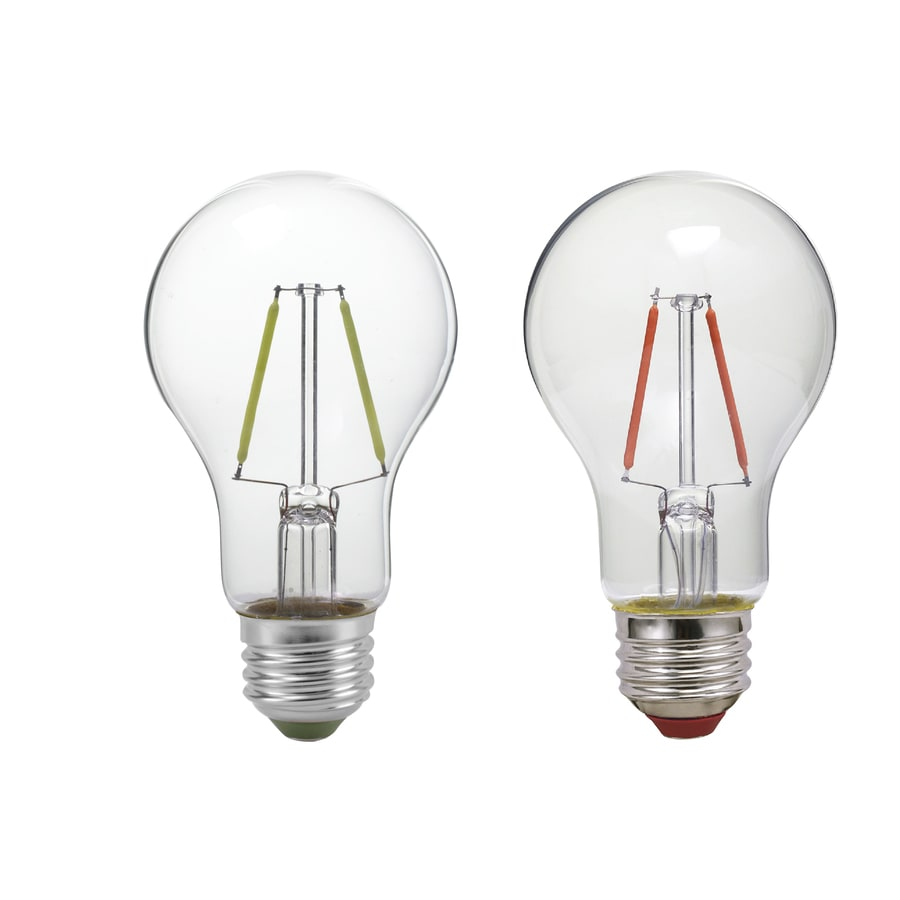 2 REPLACEMENT BULBS FOR GREEN ENERGY 12661-PEC 75W 120V