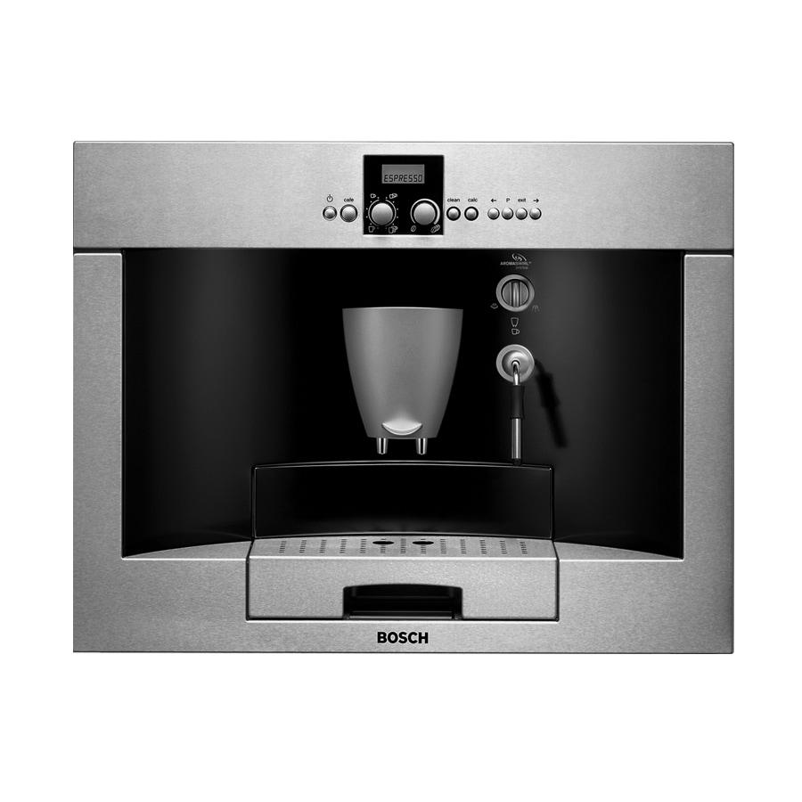 Bosch Stainless Steel Automatic Programmable Espresso Machine