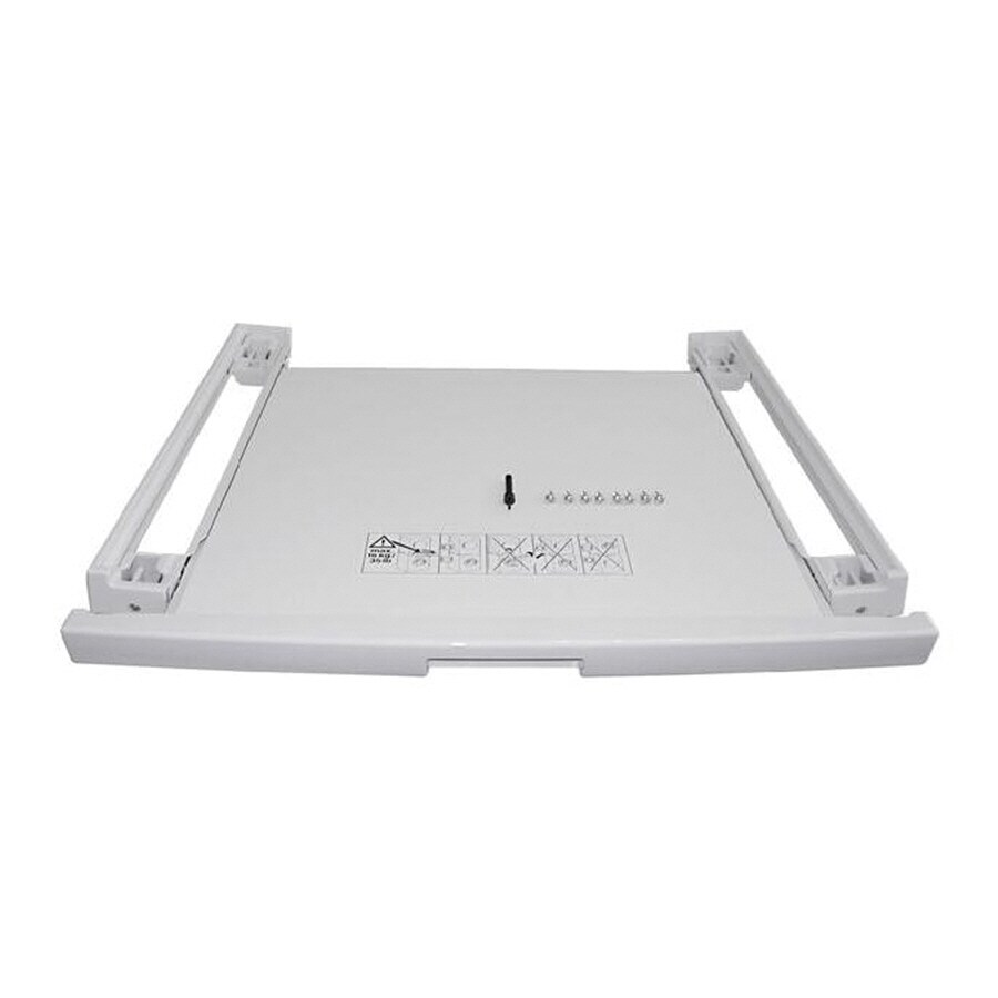 Bosch Stacking Kit with Pull-Out Tray (White)