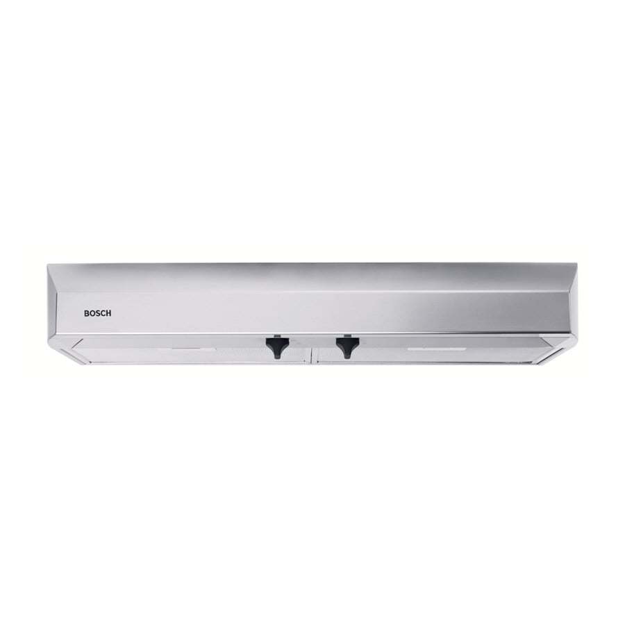 Bosch Undercabinet Range Hood (Stainless Steel) (Common: 30-in; Actual 30-in)