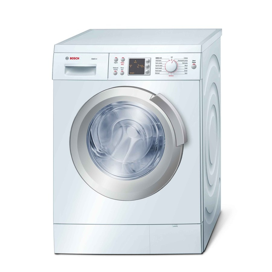 Bosch 2.16-cu ft High-Efficiency Front-Load Washer (White) ENERGY STAR
