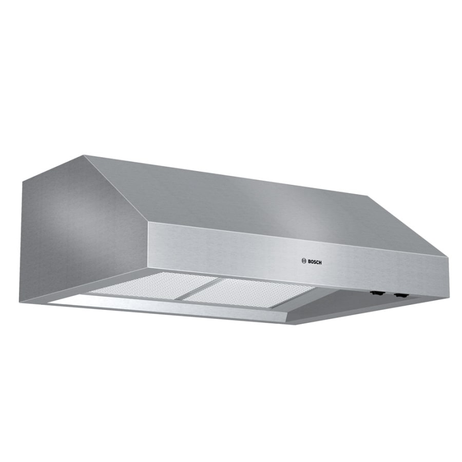 shop bosch undercabinet range hood stainless steel. Black Bedroom Furniture Sets. Home Design Ideas