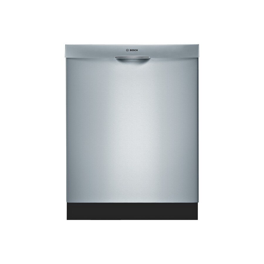 Bosch 300 Series 24-in Built-In Dishwasher (Stainless Steel) ENERGY STAR