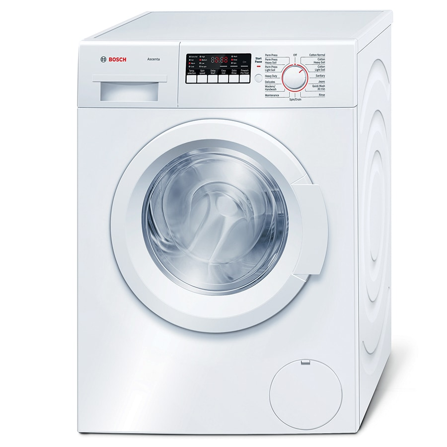 Bosch 2.2-cu ft High-Efficiency Stackable Front-Load Washer (White) ENERGY STAR