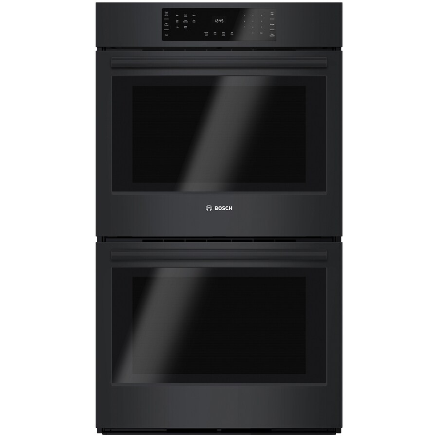 Shop Bosch 800 Series Convection Double Electric Wall Oven