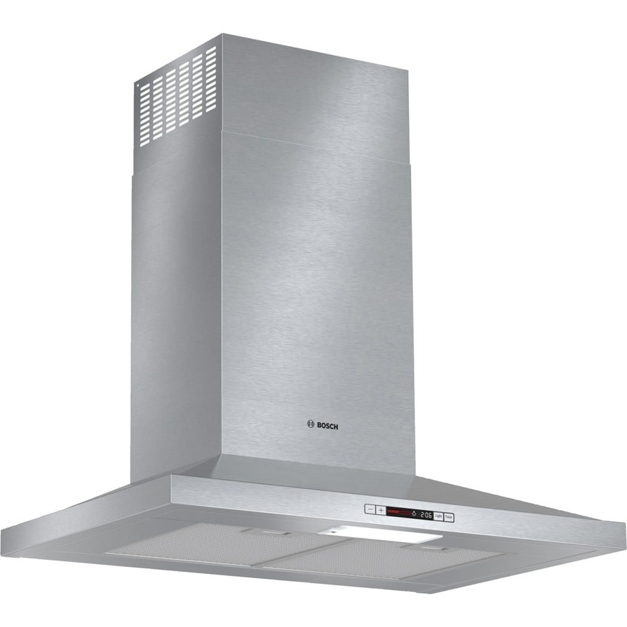 Bosch Convertible Wall-Mounted Range Hood (Stainless Steel) (Common: 30-in; Actual: 30-in)