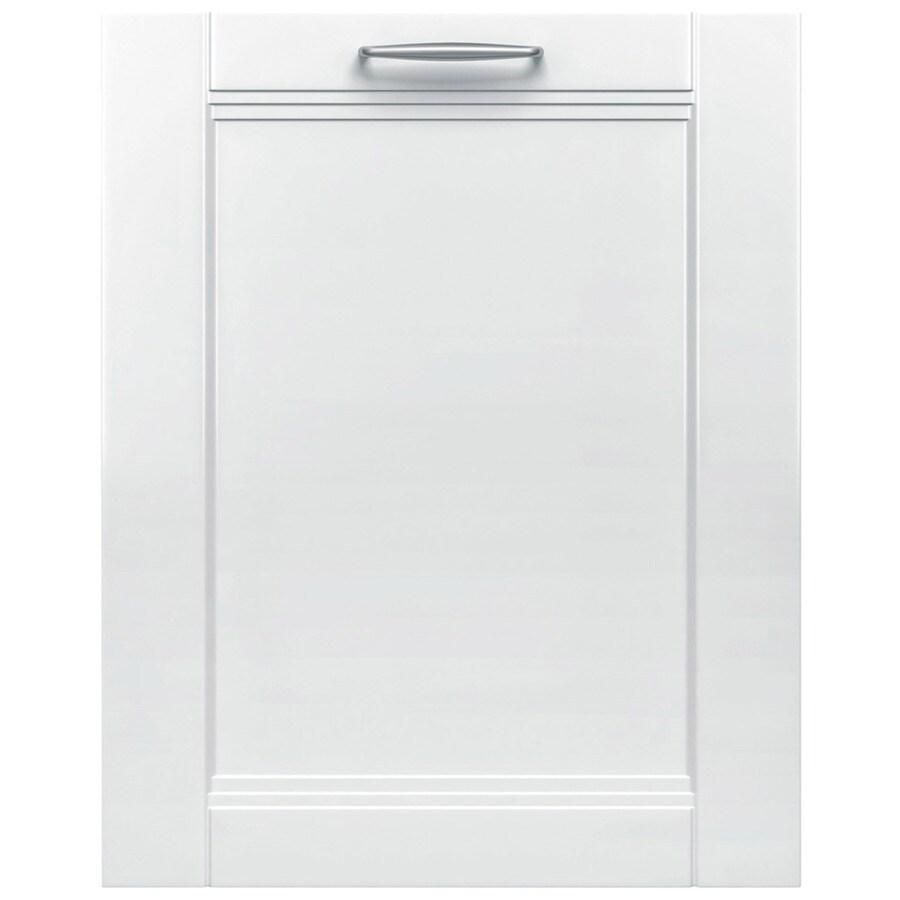 Bosch 800 Series 44-Decibel Built-In Dishwasher (Custom Panel) (Common: 24-in; Actual: 23.5625-in) ENERGY STAR