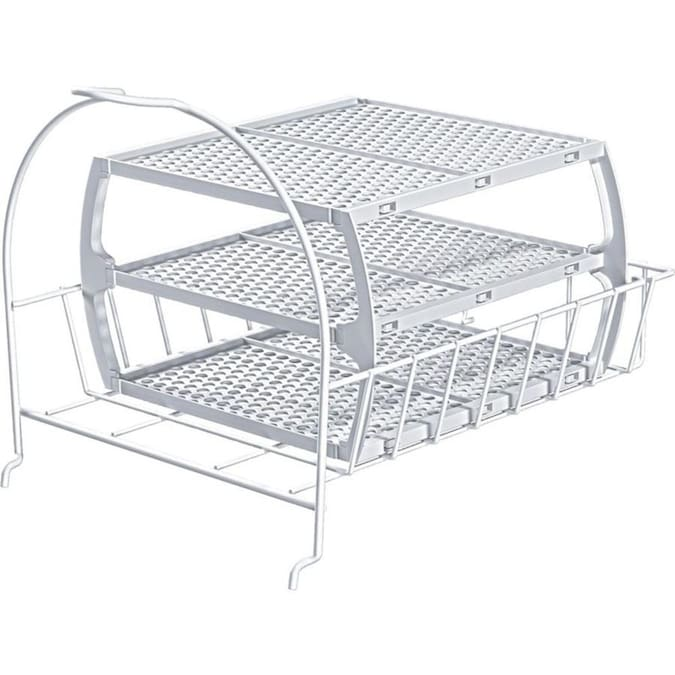 Bosch Dryer Rack (White) in the Dryer Parts department at
