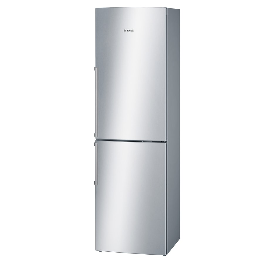 Bosch 800 Series 11-cu ft Counter-Depth with Single Ice Maker (Stainless Steel) ENERGY STAR