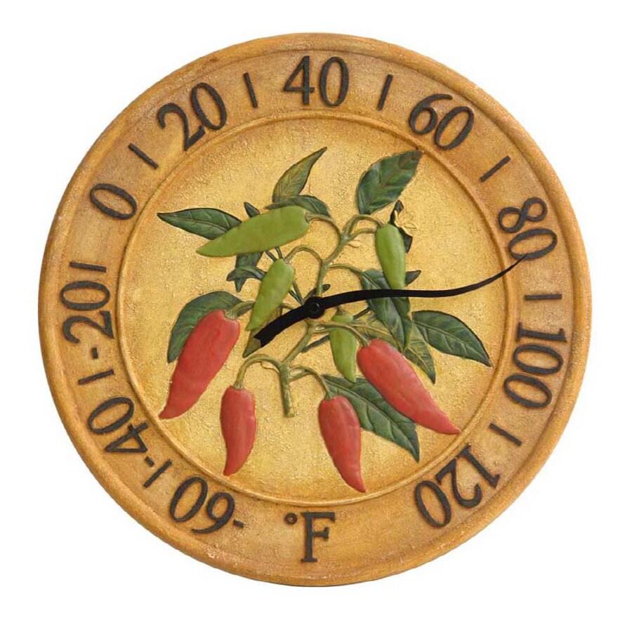 Garden Treasures Chili Pepper Thermometer
