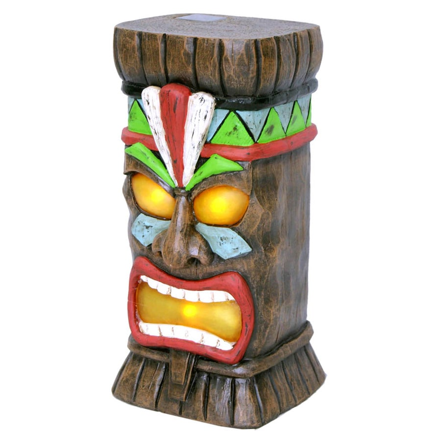 Colorful Tiki Statue Galleryhipcom The Hippest Galleries