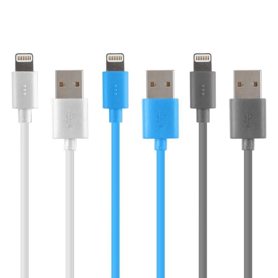 FuseBox 3-ft USB 2.0 Ipod/B Female Cable