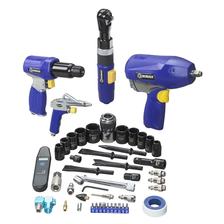 Kobalt 4-Tool Air Tool Kit