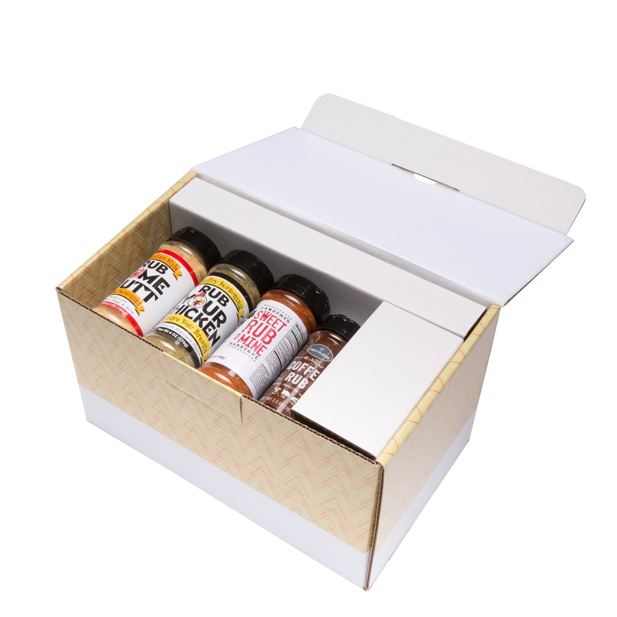 Lowes Giftables BBQ Artist Kit