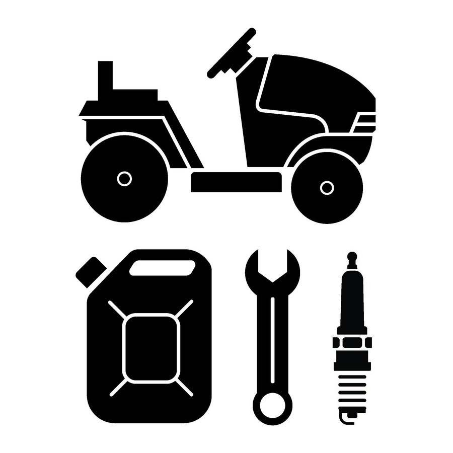One and Done Ready Set Mow Project Guide Kit
