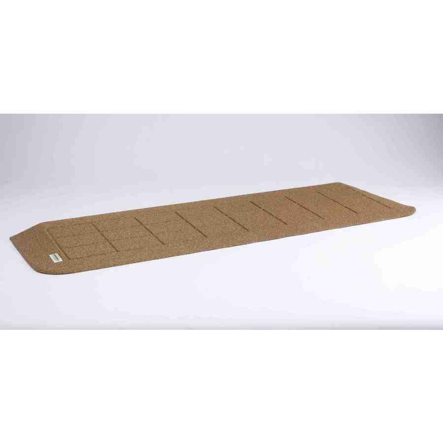 0.6725-ft x 42-in Plastic Threshold Doorway Wheelchair Ramp