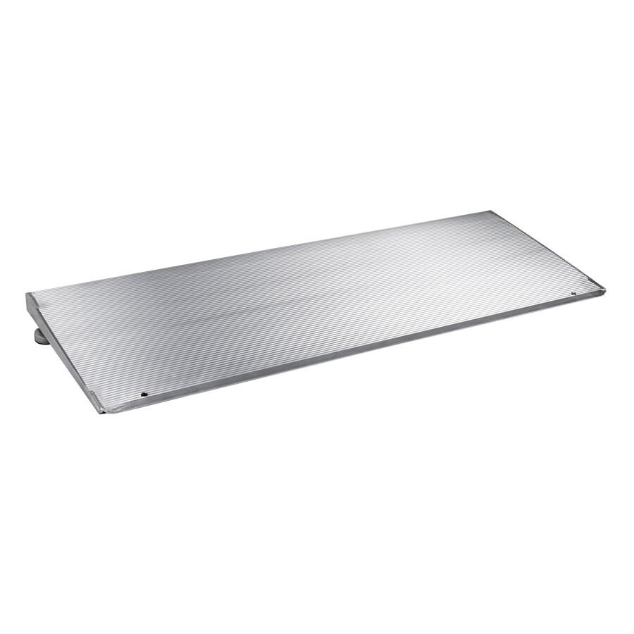1-ft x 32-in Aluminum Threshold Doorway Wheelchair Ramp