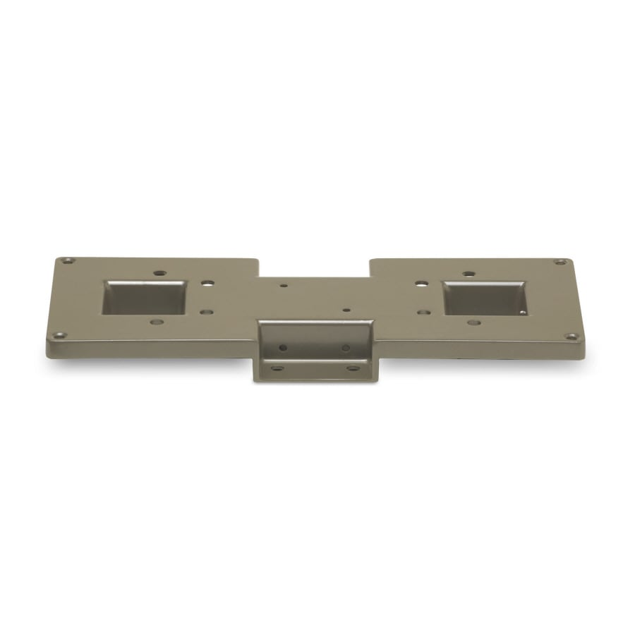 Architectural Mailboxes Universal Adapter Plate Bronze