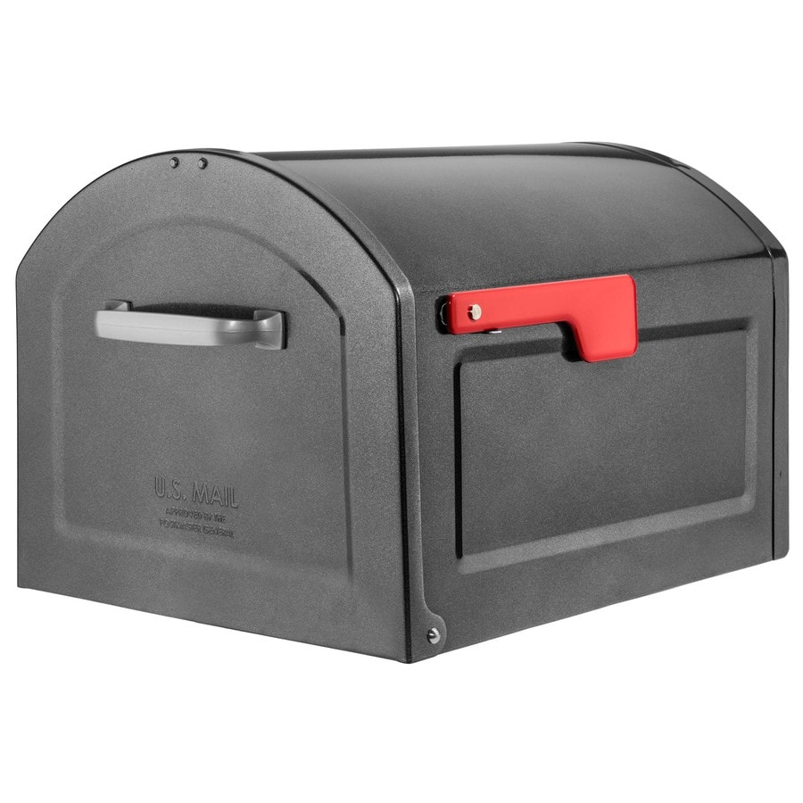 Shop Architectural Mailboxes Centennial 14 2 In X 12 6 In