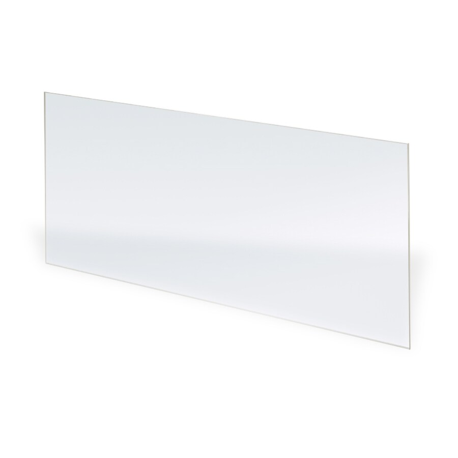 Fiberon Homeselect 0.265-in x 65-in x 28.5-in Clear Acrylic Sheet