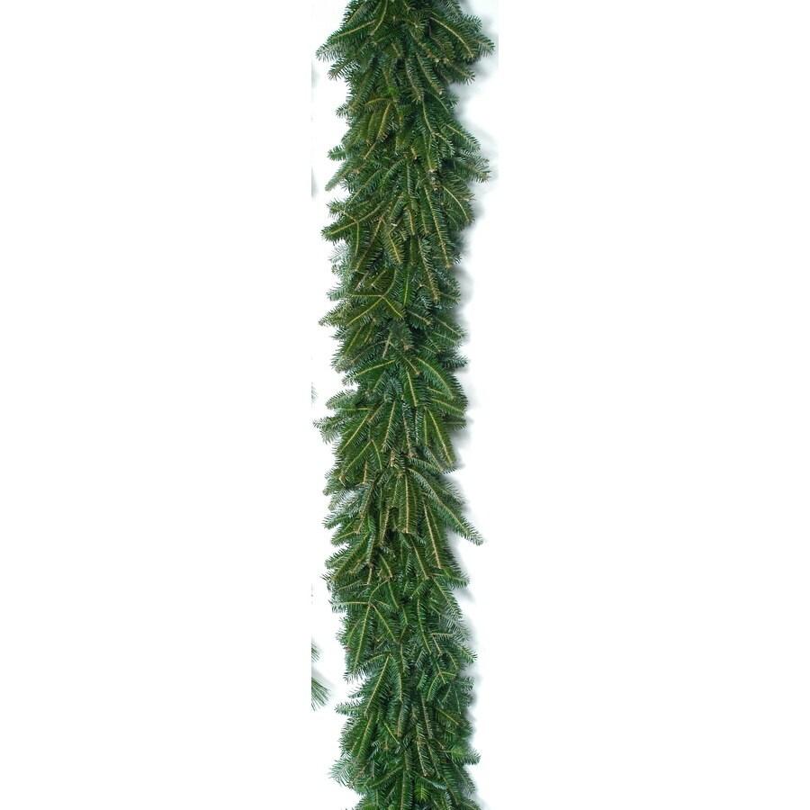 20-ft Fresh-Cut Fraser Fir Christmas Garland