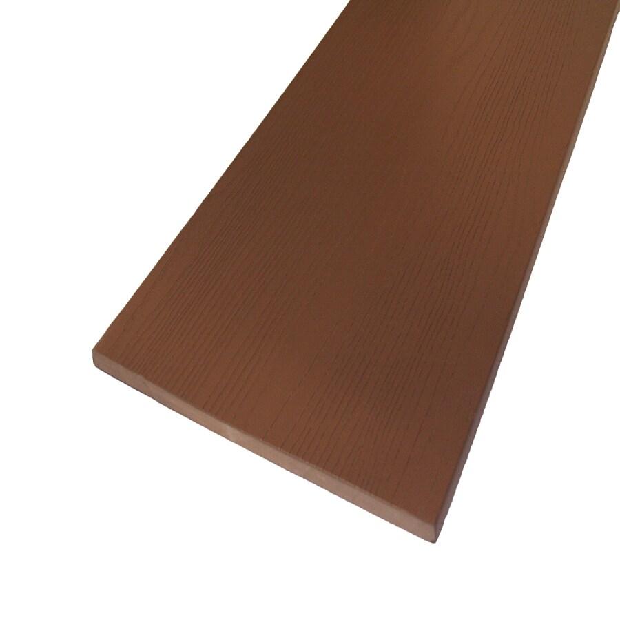 AZEK Morado Composite Deck Trim Board (Actual: 1/2-in x 11-3/4-in x 12-ft)