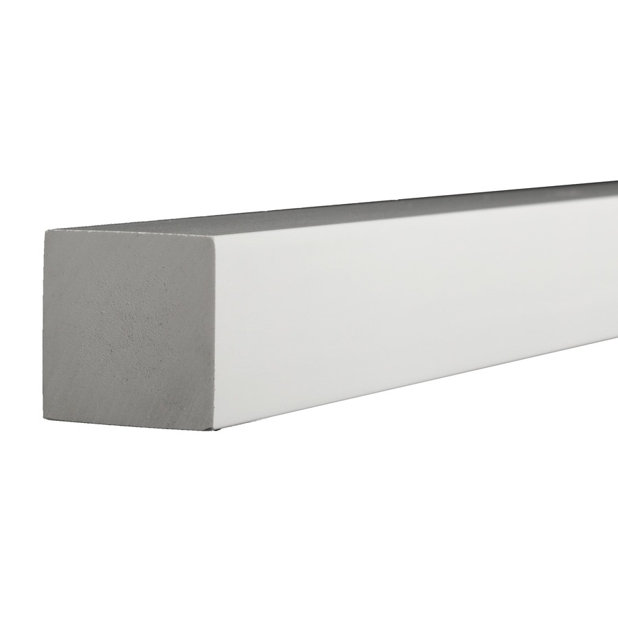 AZEK 1.5-in x 8-ft Interior/Exterior PVC Sill Window Moulding